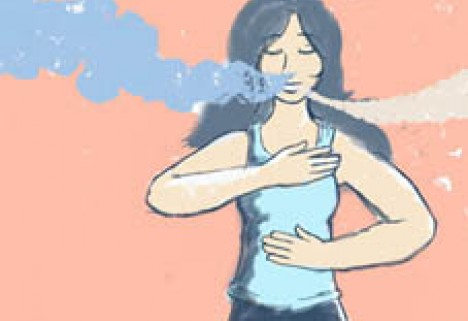 Practice Mindful Breathing to Calm Down Fast