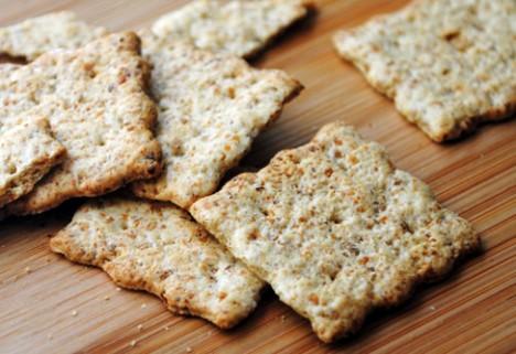 Dangerfood: Crackers