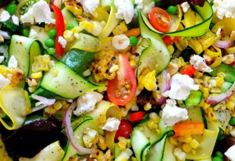 The Greatist Table: 5 Healthy End of Summer Recipes
