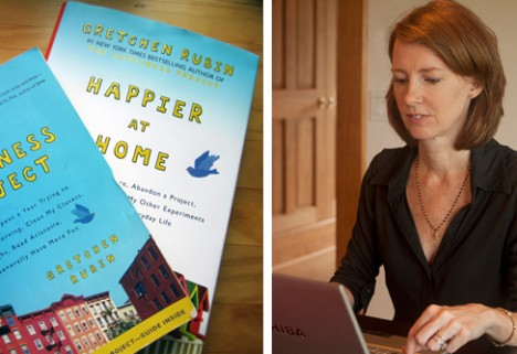 How to Be Happy: Behind the Smiles With Gretchen Rubin