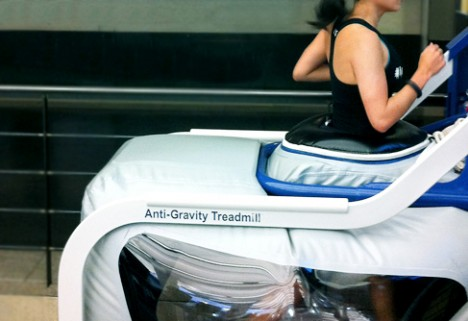 Hands on Review: The AlterG Anti-Gravity Treadmill