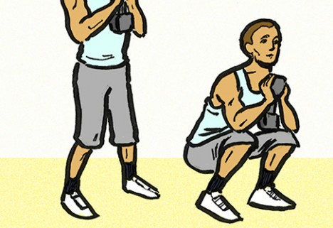 13 Functional Dumbbell Moves You Should Be Doing Now