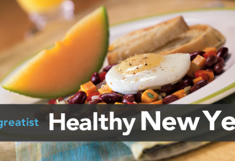 #imagreatist Healthy New Year Pinterest Contest