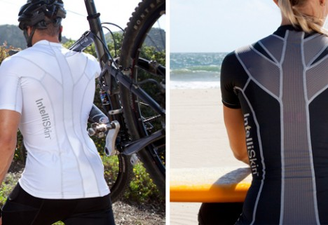 Stand Up Tall: IntelliSkin Posture Apparel Put to the Test