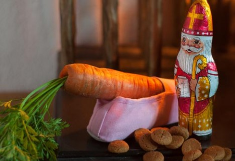 From Goat to Guinness: Santa's Eats From Around the World
