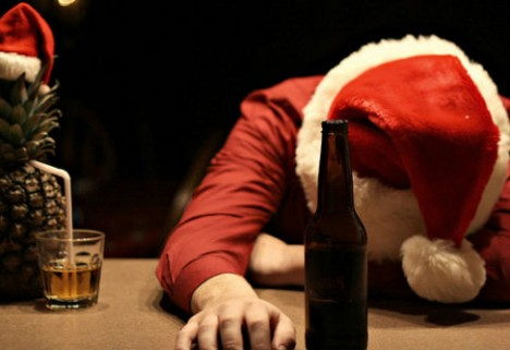 Quote: Don't Get Blackout at the Christmas Party