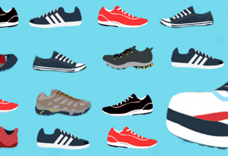 How to Pick the Perfect Shoe for Any Workout [Infographic]