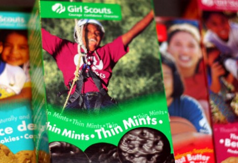 Sorry Mango Creme, You're Not a Healthy Girl Scout Cookie