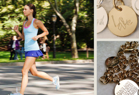 Erica Sara Designs: Using Jewelry to Achieve Fitness Goals
