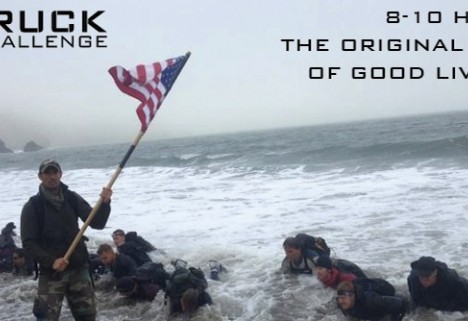 #WTF is the 12 Hour GORUCK Challenge?