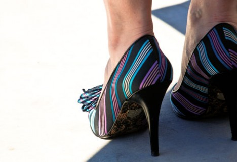The Stiletto Workout: High Heeled Fun or Broken Ankles?