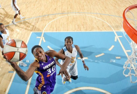 In the Gym With the WNBA's Nneka Ogwumike