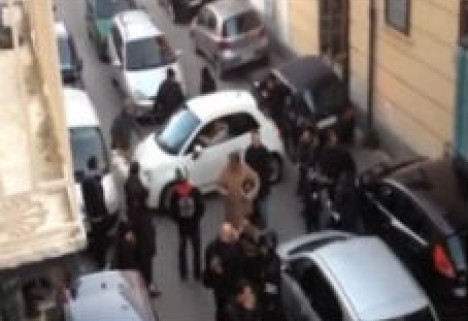 Awful Fiat Driver in Italy Turns Road Rage Into Happiness [Video]