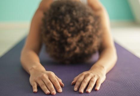 Yoga Sleep Routine