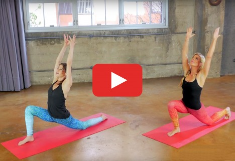 Grokker: Yoga and Bodyweight Workout
