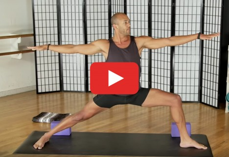Yoga for Stronger Legs and Glutes Video