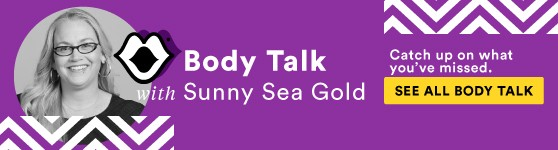 Body Talk With Sunny Sea Gold