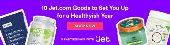 Jet Items for a Healthyish Year Promo