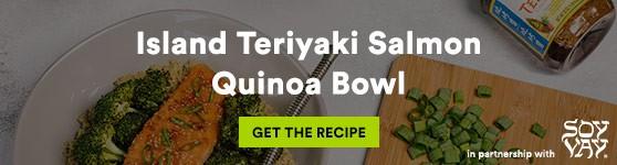 Soy Vay Quinoa Bowl Promo