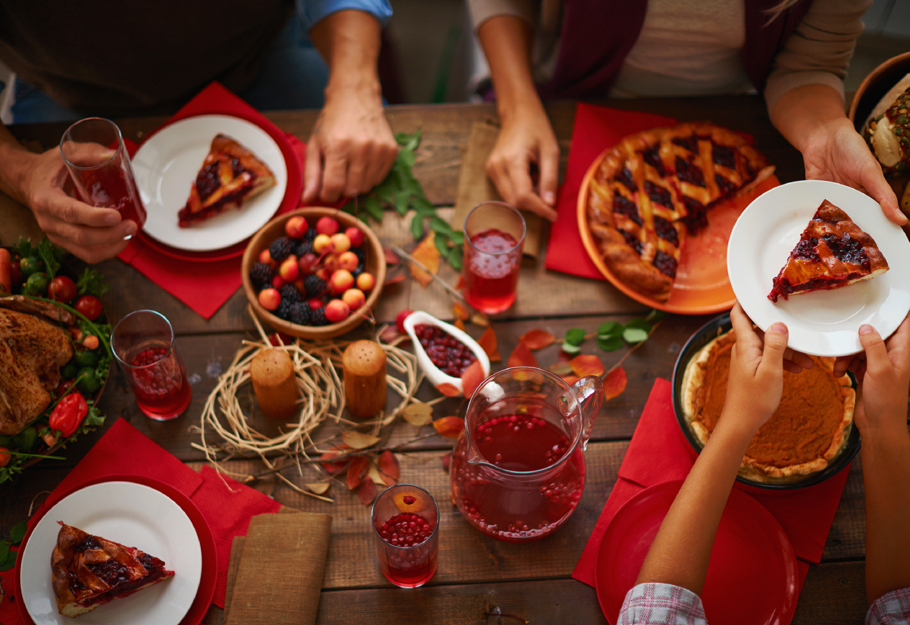 Thanksgiving Health Tips  Greatist