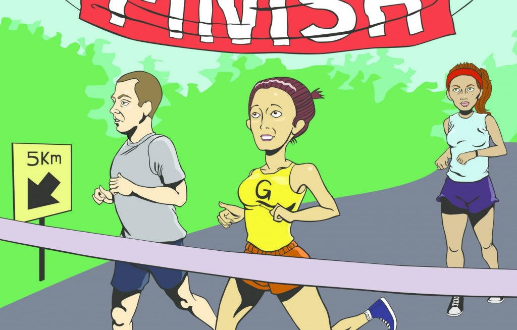 I Want To Run A 5K