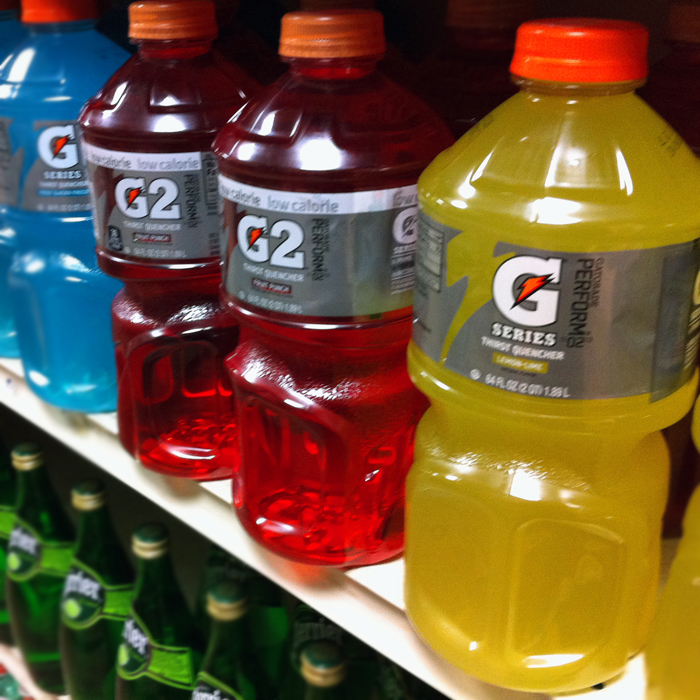 PepsiCo Plans to Remove Chemical From Gatorade