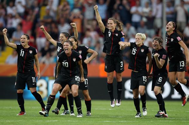 U.S. Women Beat Brazil