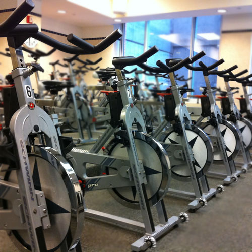 Bikes Used In Spinning Classes Pin it Share