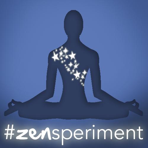 #zensperiment