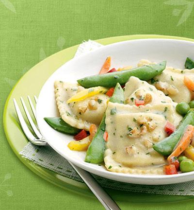 Lean Cuisine Butternut Squash Ravioli