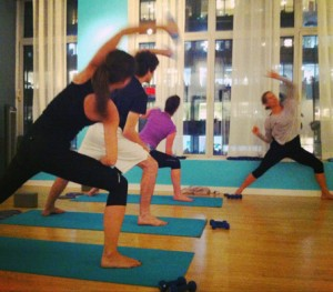 SLT Shred Yoga
