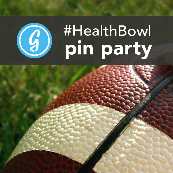 #HealthBowl Pin Party