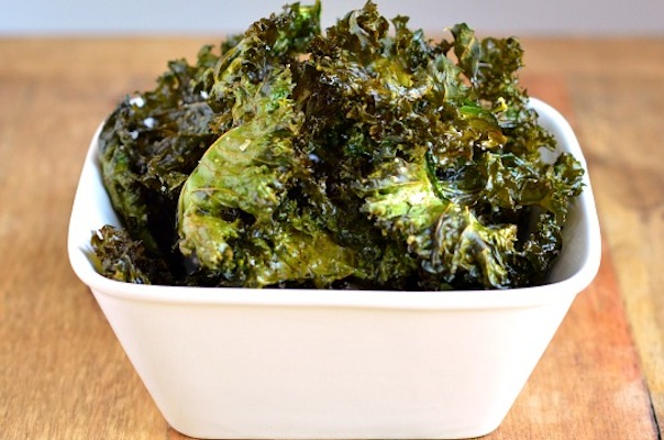 Superbowl Kale Chips