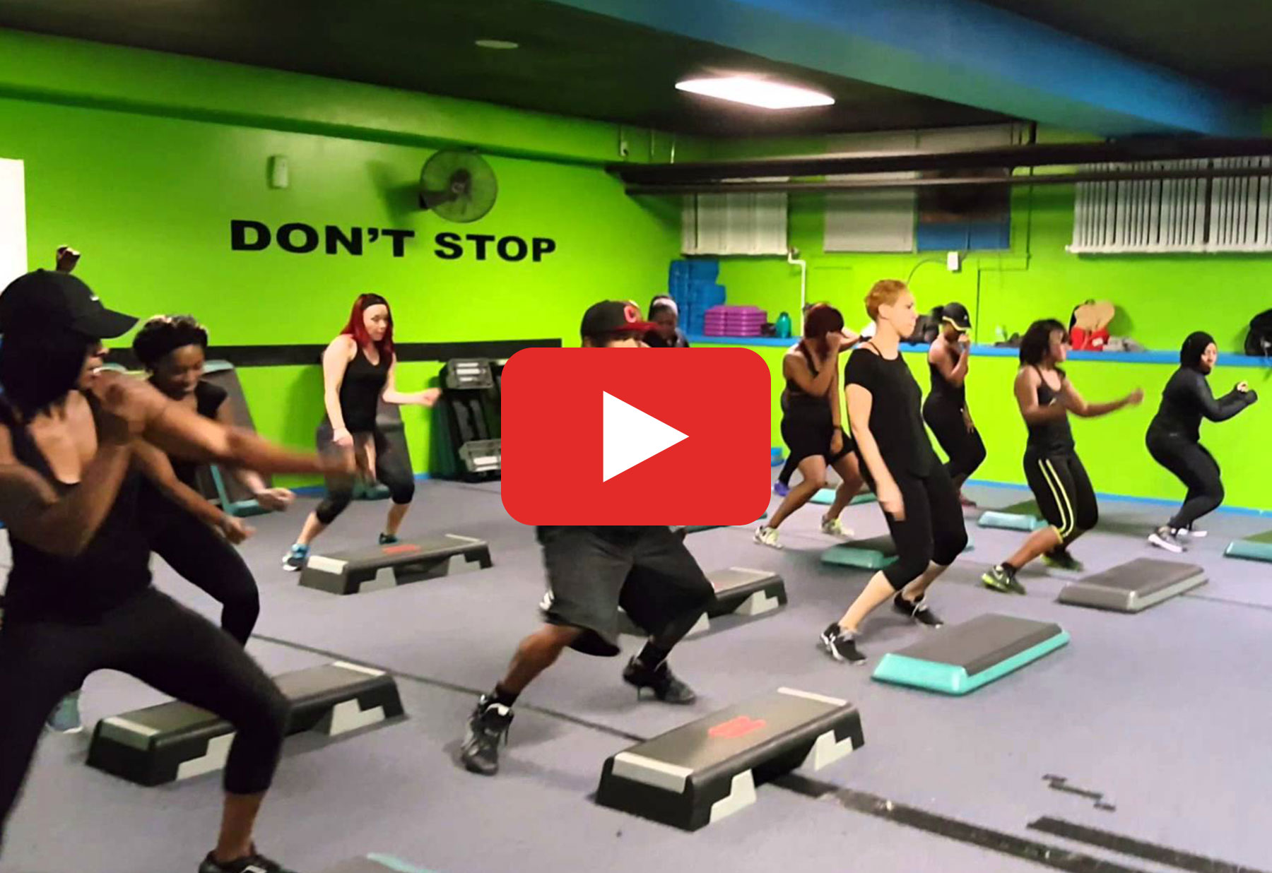 These Videos Will Totally Change Your Idea Of Step Aerobics
