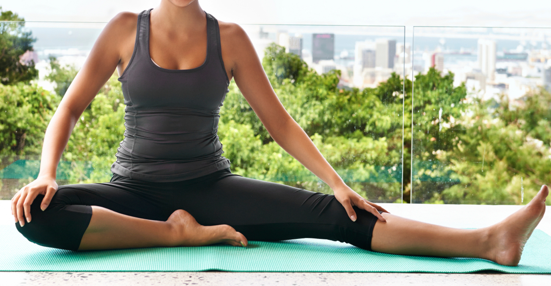 Image result for 5 Yoga Poses You Can Do from Your Couch on Painful Days